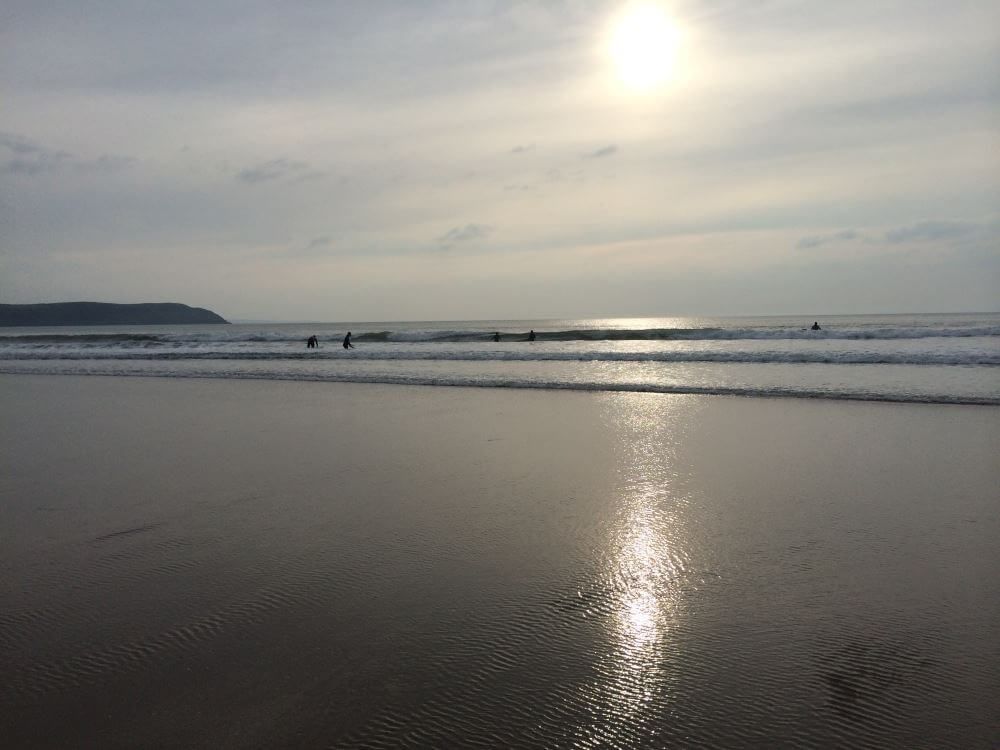 Woolacombe in Devon has raised eyebrows by being named not only the best beach in Britain but also one of the top five beaches in Europe