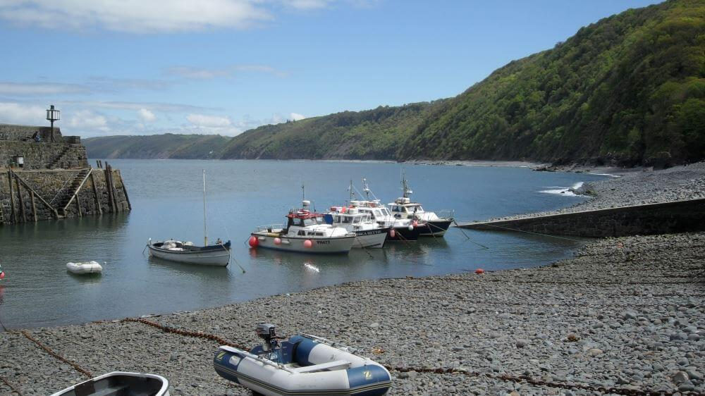 Lynmouth is a village in Devon, England, on the northern edge of Exmoor