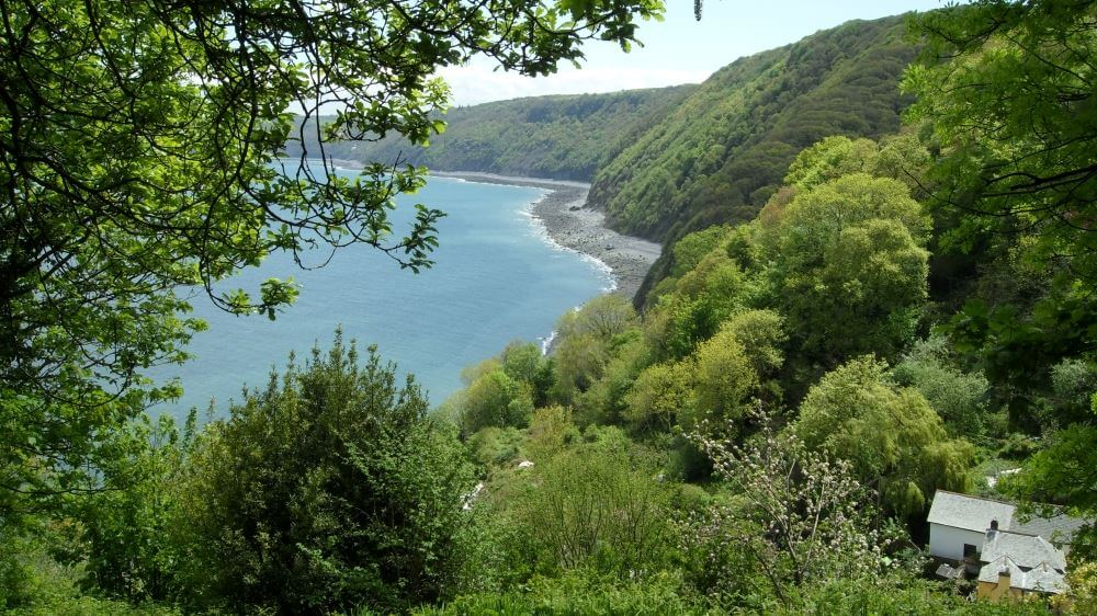 North Devon Coast Areas of Outstanding Natural Beauty
