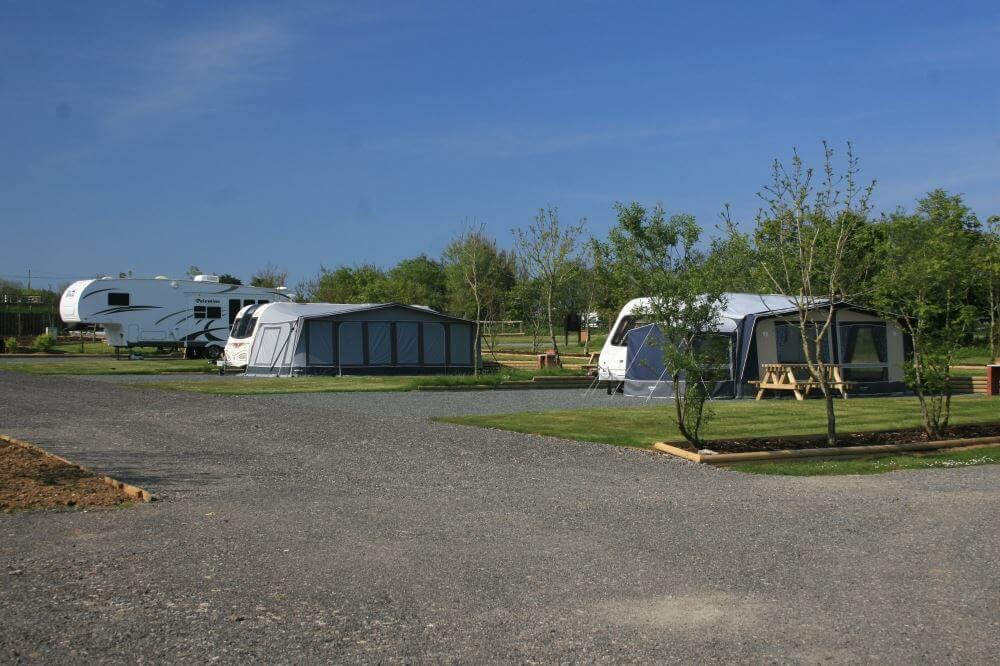 At Warcombe Farm we offer a variety of pitches to suit all tastes and tent sizes