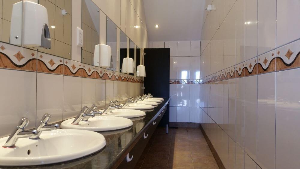 Fantastic five star amenities with under-floor heating.