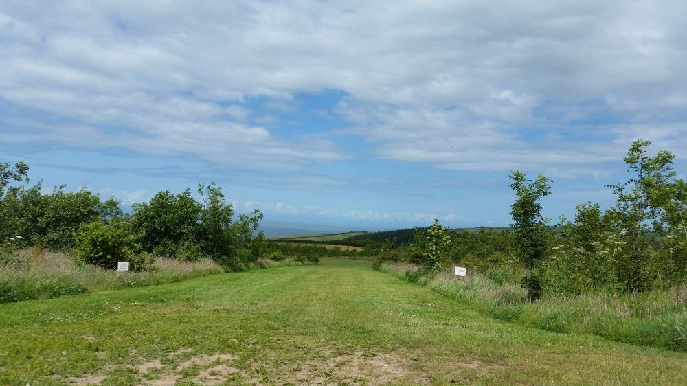 Outstanding panoramic sea views; Near the Exmoor National Park