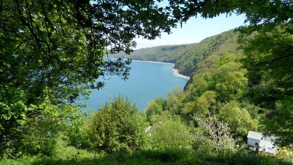 The Spectacular Heddon Valley on Exmoor is an AA-recommend walk